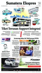 Sumatera Ekspres / 15 FEB 2019