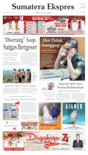 Sumatera Ekspres / 16 AUG 2019