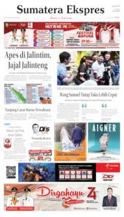 Sumatera Ekspres / 21 AUG 2019