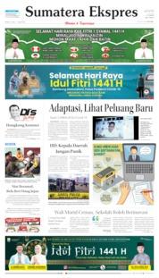Sumatera Ekspres / 31 MAY 2020