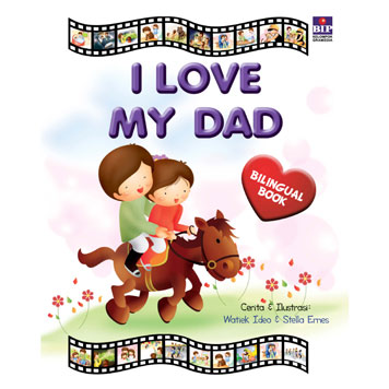 I LOVE MY DAD by Cover