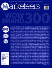 Cover Majalah Marketeers Maret 2019