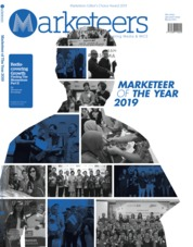 Marketeers Magazine Cover December-January 2020