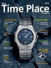 The Time Place Indonesia / ED 71 APR 2020