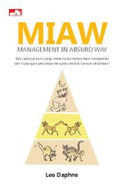 Cover MIAW - Management in Absurd Way oleh