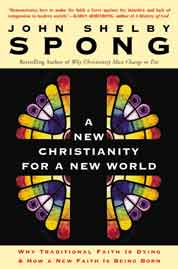Cover A New Christianity for a New World oleh