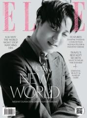 Cover Majalah ELLE Indonesia / MAY 2020