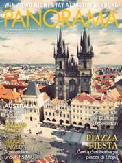 PANORAMA Magazine Cover September–October 2010