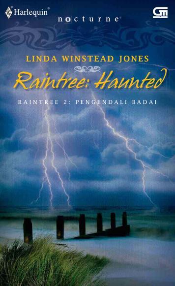RAINTREE 2: PENGENDALI BADAI by Cover