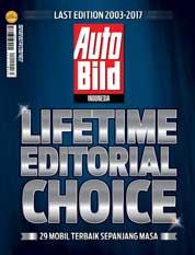 Cover Majalah Auto Bild ED 383 Desember 2017