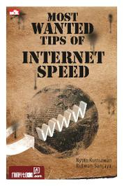 Cover Most Wanted Tips of Internet Speed oleh
