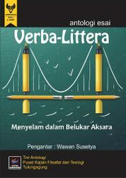 Cover Verba-Littera: Menyelam dalam Belukar Aksara oleh