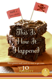Cover This Is How It Happened (not a love story) oleh