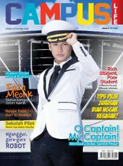 Cover Majalah CAMPUS LIFE / MAR 2013
