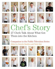 Cover Chef's Story oleh