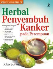 Cover Herbal Penyembuh Kanker pada Perempuan oleh