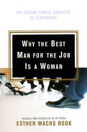 Cover Why the Best Man for the Job Is a Woman oleh