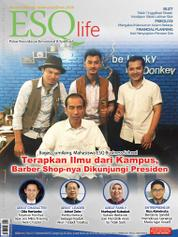 Cover Majalah ESQ life / FEB 2017
