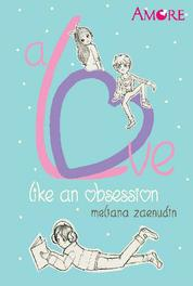Cover Amore: A Love Like an Obsession oleh