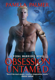 Obsession Untamed by Cover
