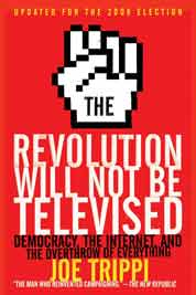 Cover The Revolution Will Not Be Televised oleh