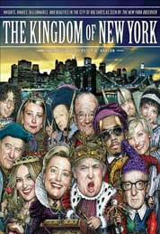 Cover The Kingdom of New York oleh