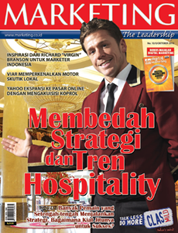 MARKETING Magazine Cover October 2010