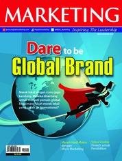 Cover Majalah MARKETING Mei 2018