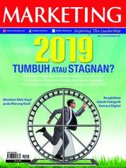MARKETING Magazine Cover December 2018