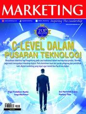 Cover Majalah MARKETING Februari 2019