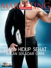 MARKETING Magazine Cover July 2019