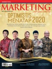 MARKETING Magazine Cover December 2019