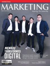 MARKETING Magazine Cover January 2020