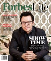 Cover Majalah Forbes Life / ED 04 OCT 2015