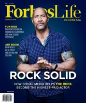 Forbes Life / ED 17 JAN 2019 Magazine Cover