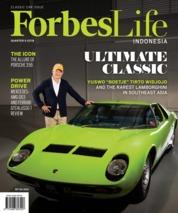 Cover Majalah Forbes Life / ED 18 APR 2019