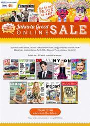 Cover Majalah SCOOP / Promo Majalah Rp. 4860,