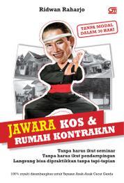 Cover Jawara Kos & Rumah Kontrakan oleh