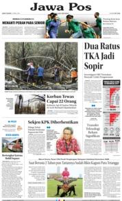 Jawa Pos / 27 APR 2018