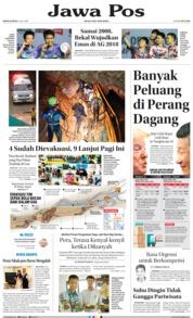 Jawa Pos / 09 JUL 2018