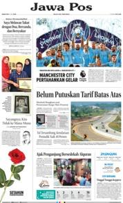 Jawa Pos / 13 MAY 2019