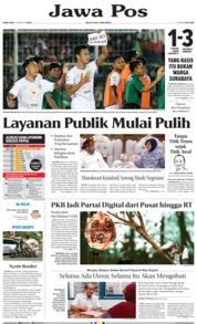 Jawa Pos / 21 AUG 2019