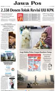 Jawa Pos / 16 SEP 2019