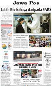 Jawa Pos / 27 JAN 2020