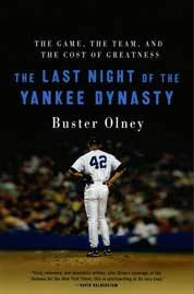 Cover The Last Night of the Yankee Dynasty New Edition oleh