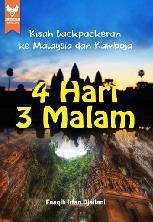 Cover 4 Hari 3 Malam oleh