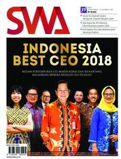 SWA Magazine Cover ED 25 November 2018