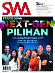 Cover Majalah SWA ED 05 Maret 2019