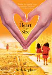 Cover The Heart Is Not a Size oleh