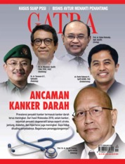 Cover Majalah GATRA ED 17 Februari 2019